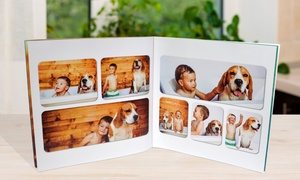 PhotobookShop: Personalized Photobook with Soft or Hard Cover by PhotobookShop (Up to 95% Off)