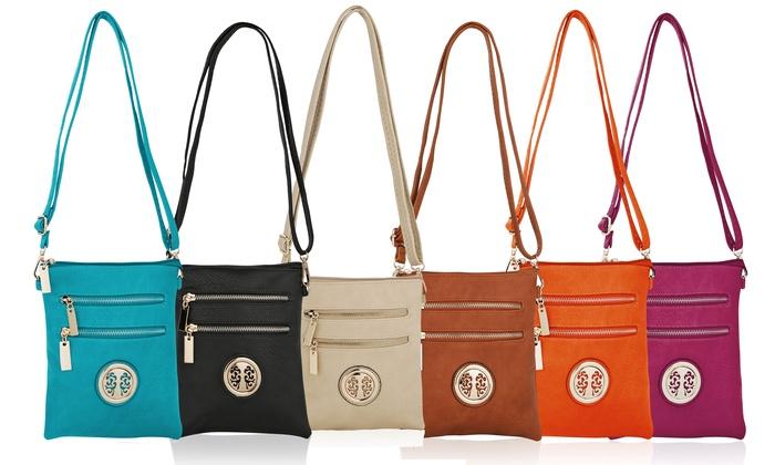 1c65f55c4f MKF Collection Arabelle Crossbody Handbag