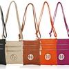 MKF Collection Arabelle Crossbody Handbag