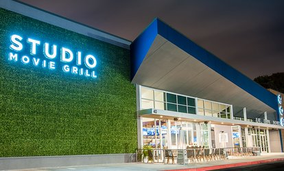 $5 Movie Tickets at Studio Movie Grill (50% Off)