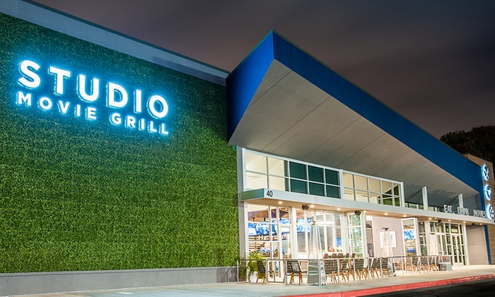 44% Off Movie Tickets at Studio Movie Grill