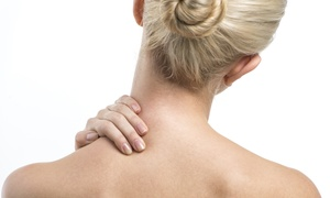 Pain Stop Clinics: Two or Four Chiropractic Visit Packages at Pain Stop Clinics (Up to 94% Off)