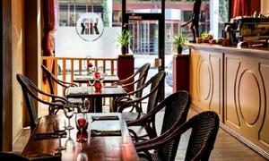 Le Kanodou: Afrikaans 3-gangen menu voor 2 personen aan €39.99 met exotische smaken bij Restaurant Kanodou te Brussel