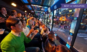 "The Ride: $52 for an Interactive Entertainment Experience on ""The Ride"" ($74 Value)"