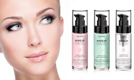 Base de teint Ingrid Cosmetics pour une peau sans défaut