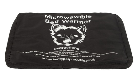 Bunty Microwavable Pet Bed Warmer