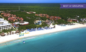 All-Inclusive Beach Resort on Riviera Maya at Catalonia Playa Maroma, plus 6.0% Cash Back from Ebates.