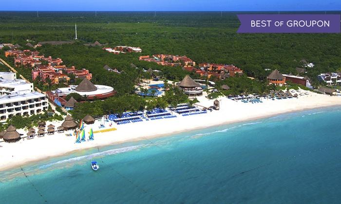 All-Inclusive Beach Resort on Riviera Maya