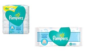 Lingettes Pampers