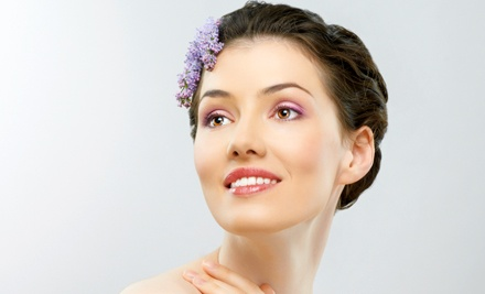 One or Three Diamond Microdermabrasion Treatments from Meena Phadke at Skye Salon & Spa (Up to 65% Off)