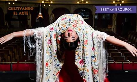 """Entrada para 1 persona para el espectáculo """"Flamenco al Sur"""" el 2 de junio por 7 € en el Teatro Salesiano de Sevilla"""