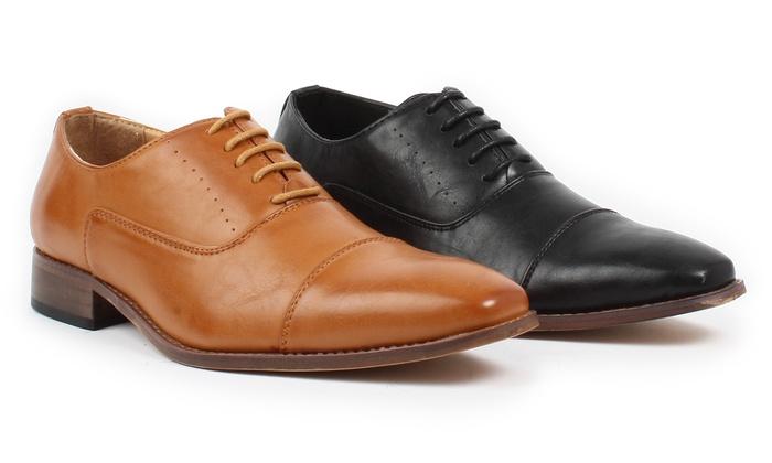 Gino Pheroni Men's Oxford Dress Shoes: Gino Pheroni Men's Oxford Dress ...