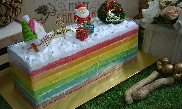 Baker S Heart Rainbow Cake Review