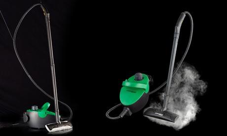 Limpiadora a vapor 8 en 1 Power Vapore