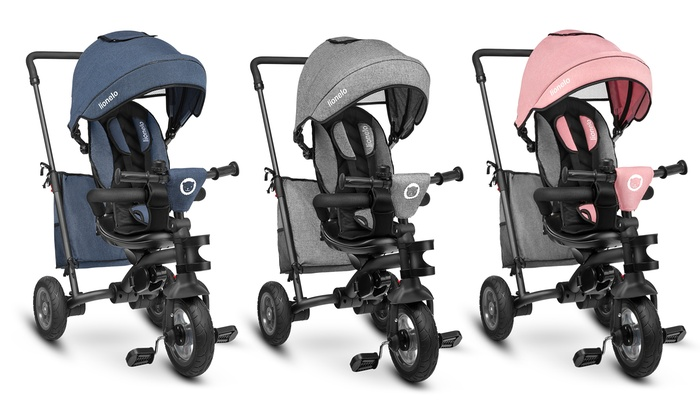 Lionelo Lo-Tris Kids' Trike Stroller With Free Delivery