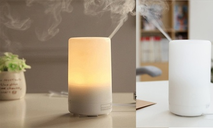70ml LED Night Light Essential Oil USB Air Humidifier: One $29.95 or Two $54