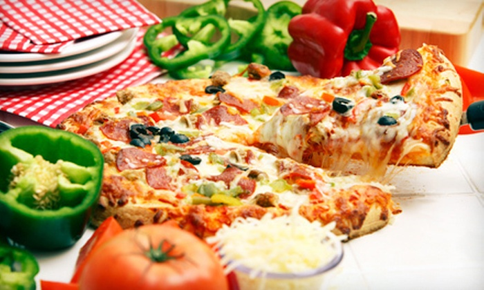 Gabriel's Pizza - Cleveland: $12 for $25 Worth of Specialty Pizza at Gabriel's Pizza in Cleveland