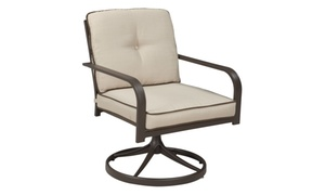 Image Placeholder Image For Ashley Furniture Predmore Swivel Lounge Chair