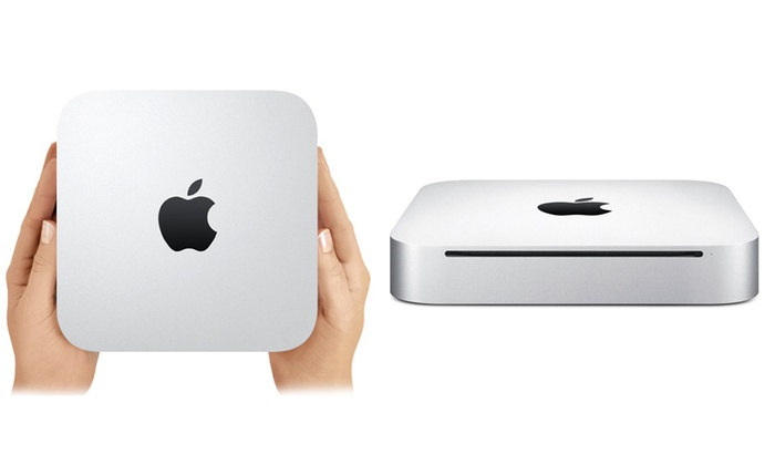 apple mac mini ordinateur de bureau reconditionn groupon. Black Bedroom Furniture Sets. Home Design Ideas