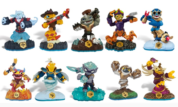 Skylanders Swap Force Super Pack 10 Piece Livingsocial