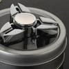 Ninja Three-Claw Fidget Spinner in Aluminum