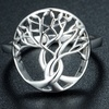 Tree Of Life Ring By Euphir