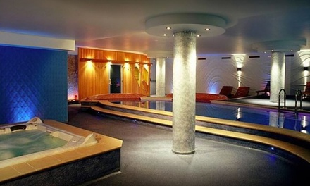Circuito spa para 2 personas con sesión de UVA o masaje de 30 o 50 minutos desde 14,99 € en Spa Hotel la Terrassa