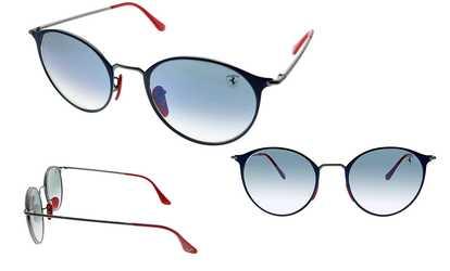 31b67f6ec5 Shop Groupon Ray-Ban Ferrari Collection Sunglasses