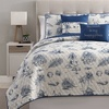 Printed Reversible Quilt Set (4- or 5-Piece)
