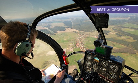 Experience: Helicopter Pilot Experience For just: £139.0