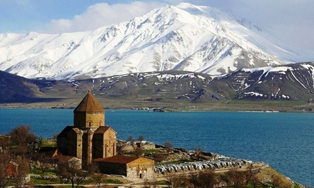 ✈ Armenia: 3 Nights at 4* Imperial Palace Hotel Yerevan with Breakfast, Flights, Airport Transfers and Guided Tours*