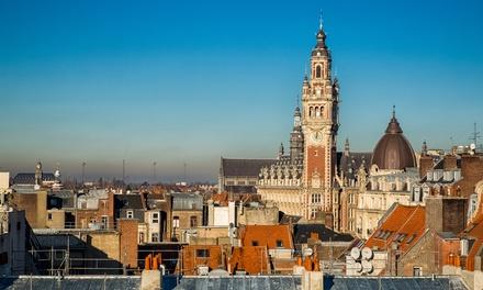 Lille : chambre double Standard avec petit-déjeuner et option dîner à l'hôtel Ibis Lille Lomme Centre pour 2 personnes