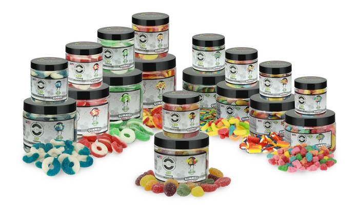 CBD Gummies by Live Green Hemp (500mg, 750mg, 1150mg, or