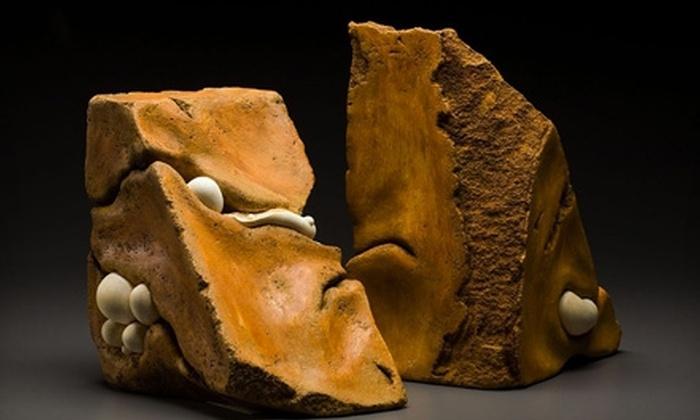 Murphy's Studio - Buckman: $137 for a Six-Week Sculpture Class at Murphy's Studio (Up to $275 Value)