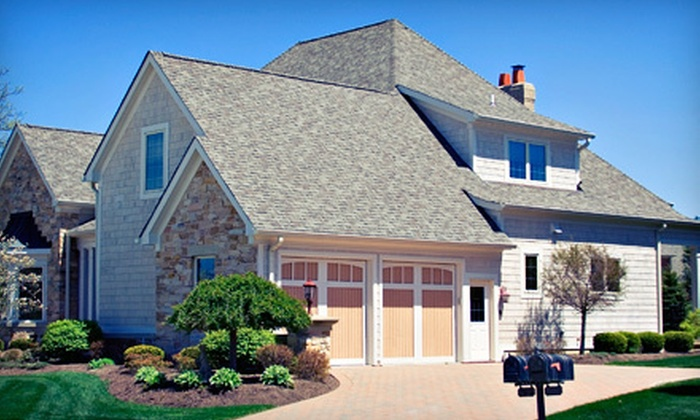 WNC Roof Cleaning - Asheville: Pressure Washing for 1-, 1.5-, or 2-Story Home from WNC Roof Cleaning (Up to 55% Off)