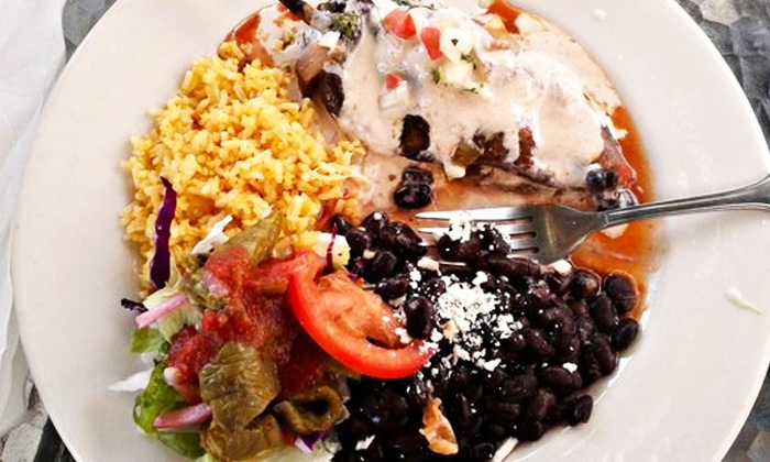 Casa Manana Restaurant - San Rafael: $21 for Three Groupons, Each Good for $14 Worth of Mexican Food at Casa Mañana Restaurant ($42 Total Value)