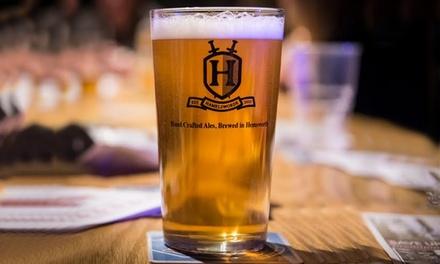 Hamelsworde Brewery