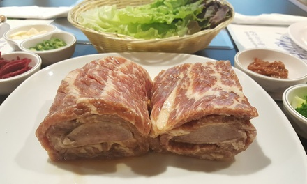 Korean BBQ at TNM House (Up to 50% Off)