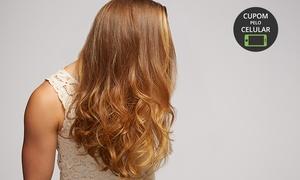 Chermont Coiffeur Salon: Chermont Coiffeur Salon - St. Bueno: luzes, ombré hair, mechas ou californianas (opção de tonalização e escova)