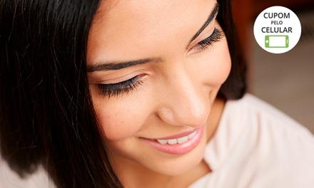 Espaço Corpo & Saúde – São Caetano do Sul: design de sobrancelhas com henna (opção com retoque)
