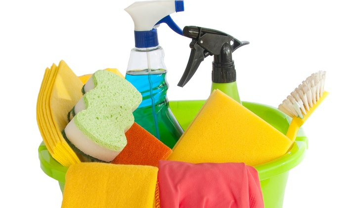 AngieMaid - Bowie: Whole-House Cleaning from AngieMaid (Up to 50% Off). Three Options Available.