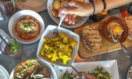 $16 for $30 Toward Dinner for Two or More at Hullabaloo