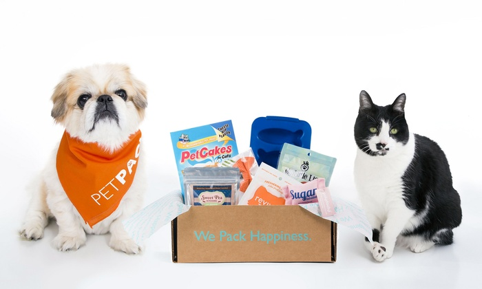 PetPack: One- or Three-Month Subscription from PetPack (Up to 34% Off)