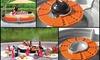 BBQ Donut Rentals, LLC - Cape Coral: $185 for a Three-Hour Barbecue Donut-Boat Rental from BBQ Donut Rentals ($375 Value)