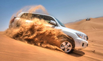 Desert Safari with Seven Live Shows for Up to Six with Gateway Tours (Up to 68% Off)