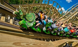 Story Land –  6% Off Single-Day Ticket  at Story Land, plus 6.0% Cash Back from Ebates.