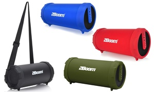 Wireless Portable Speakers - Red, Deals & Discounts | Groupon