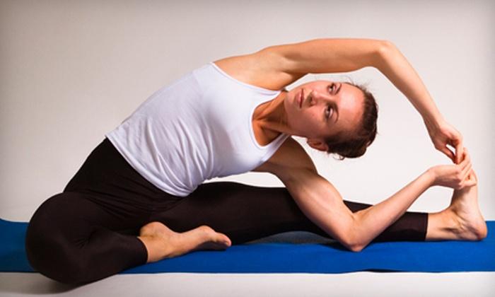 Joy Yoga Center - Washington Ave./ Memorial Park: One Drop-In Yoga Class ($15 Value)
