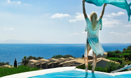 ✈ Corfu: Up to 7-Night All-Inclusive Stay with Return Flights at 4* Aelos Beach Resort*