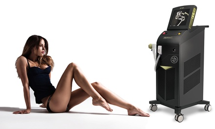 Soprano ICE Laser Hair Removal at Boutique Spa (Up to 90% Off)